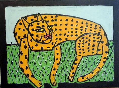 Leopard by Robert Catapano