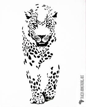 Leopard by Tracey Armstrong