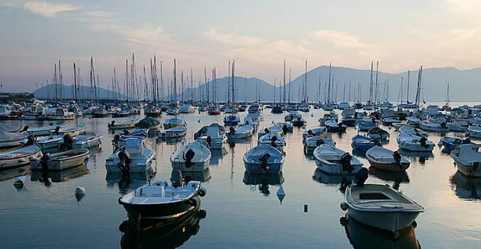 Lerici Marina by Neil Buchan-Grant