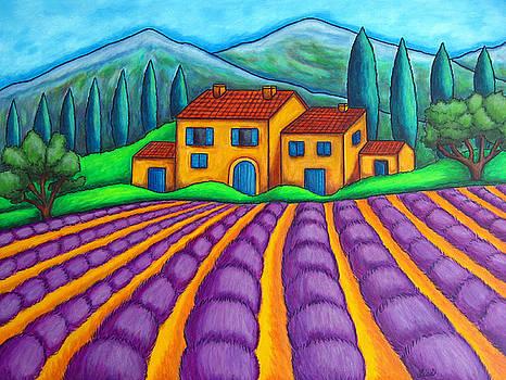 Les Couleurs de Provence by Lisa  Lorenz
