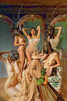 Mike Penney - Les Demoiselles 4