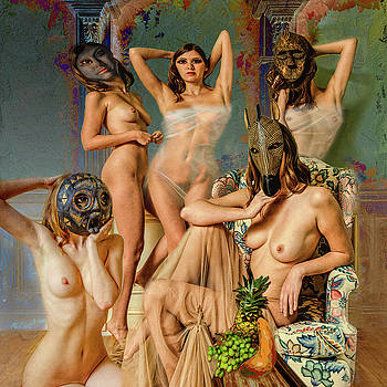 Mike Penney - Les Demoiselles 6