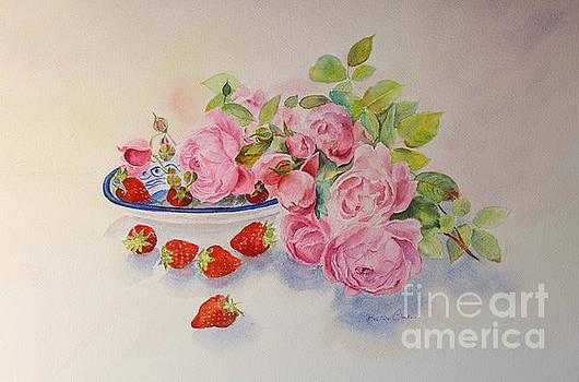Les Fruits De L'ete by Beatrice Cloake