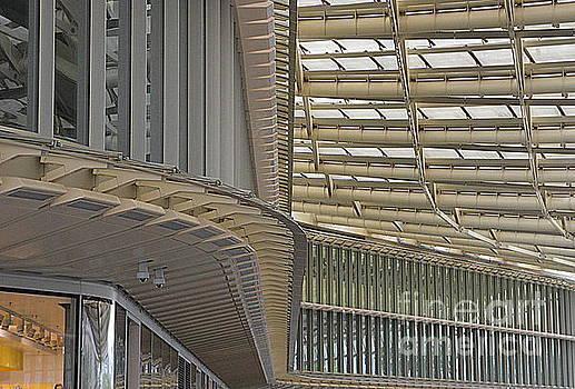 Les Halles Paris by Andy Thompson