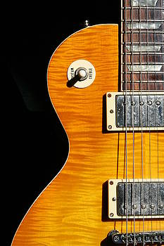 John Clark - Les Paul Light Fade Sunburst