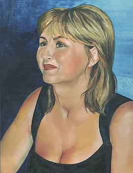 Lesley by Gill Kaye