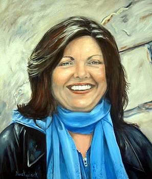 Leslie Eliason by Anne Kushnick