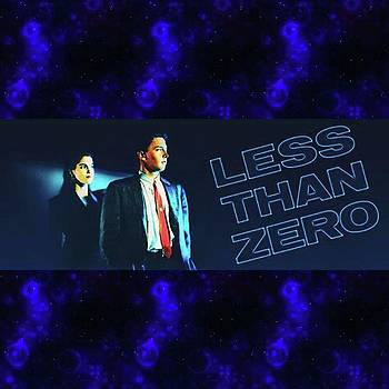 less Than Zero Reminds Me Of Days by XPUNKWOLFMANX Jeff Padget