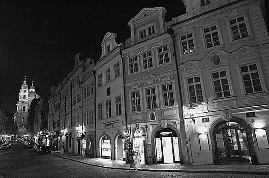 Lesser Town Prague by Paul Pobiak