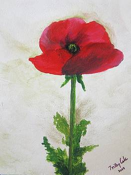 Lest we Forget by Trilby Cole
