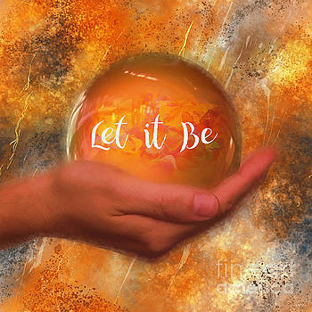 Let It Be 2016 by Kathryn Strick