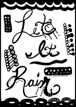 Let It Rain by Rachel Maynard