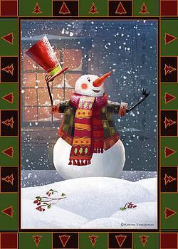 Let it Snow by Kristina Vardazaryan
