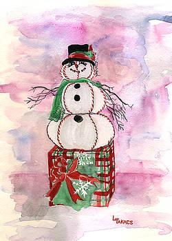 Let it Snow by Lynn Takacs