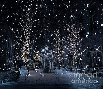 Let it Snow by Reynaldo Brigantty