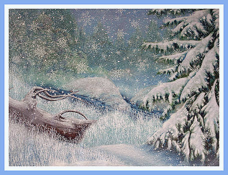 Let it Snow by Teresa Frazier