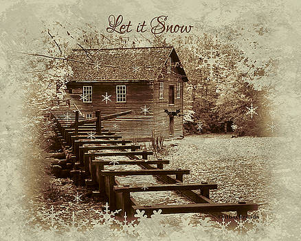 Let it Snow by TnBackroadsPhotos