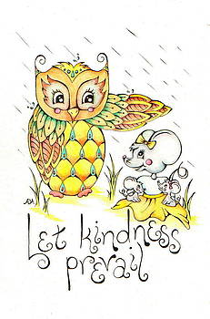 Let Kindness Prevail by Adrienne Allen