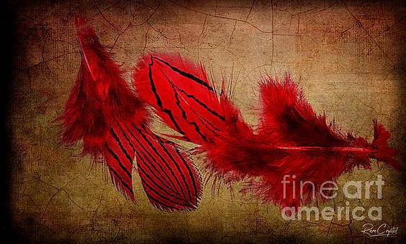 Let Me Be As A Feather by Rene Crystal