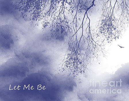 Let me be, Me by Trilby Cole