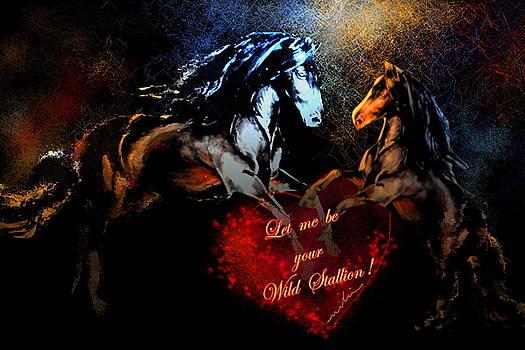 Miki De Goodaboom - Let Me Be Your wild Stallion