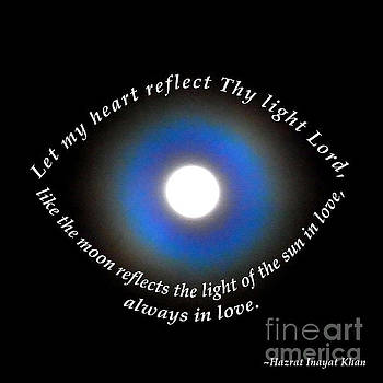Let My Heart Reflect Thy Light by Agnieszka Ledwon