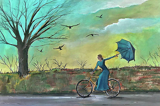 Let Something Go by Nancy Hilliard Joyce