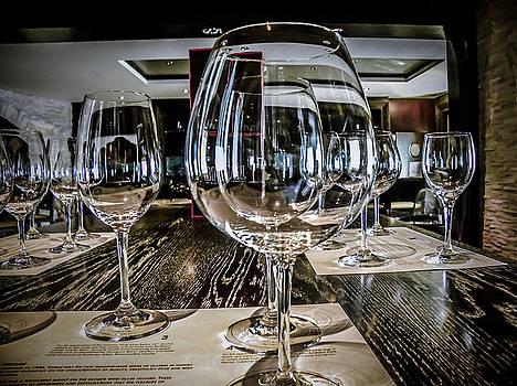 Julie Palencia - Let The Wine Tasting Begin