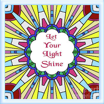Let Your Light Shine by Victoria Pepe -- LuminSonics