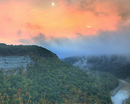 Letchworth pre dawn by Tim Buisman