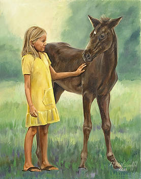 Let's be Friends by Karen Wilson