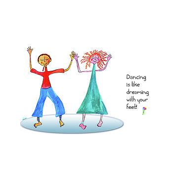 Let's Dance by Dora Ficher