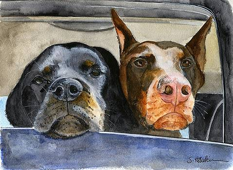 Let's Go For a Ride by Sheryl Heatherly Hawkins