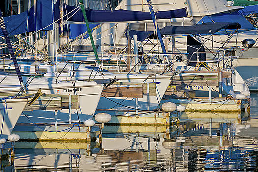 Let's Go Sailing by Linda Unger
