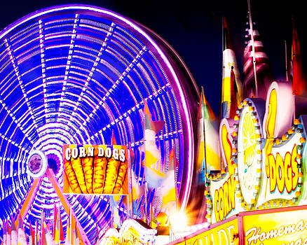 Let's Go To The Midway by Mark Andrew Thomas