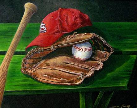 Let's Play Ball by Steven Finnegan