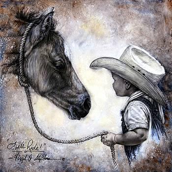 Lets Ride by Virgil Stephens