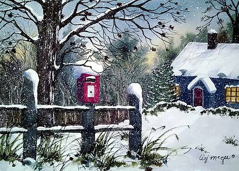 Letter Box by Lizbeth McGee
