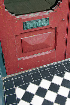 Letter Slot by Paul Wash