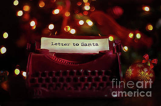 Letter To Santa by Darren Fisher
