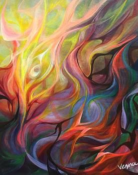 Letting Light In  by Vesna Delevska