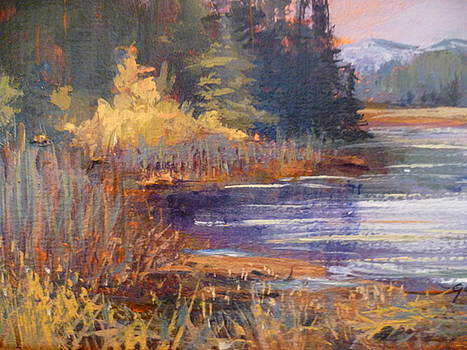 Lettis Lake by Kay Geis