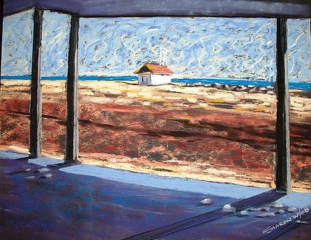 Leuty From the Boathouse by Sharon Wright