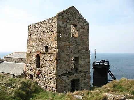 Levant Mine Cornwall by Tony Payne