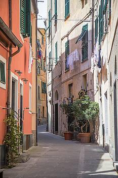 Levanto, Italy by Amanda Adkisson