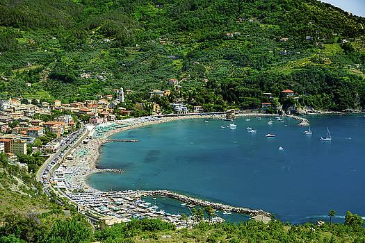 Levanto, Italy by Cristian Mihaila