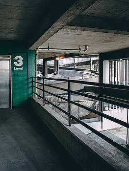Level 3 - Parking Garage Architecture Photo by Dylan Murphy