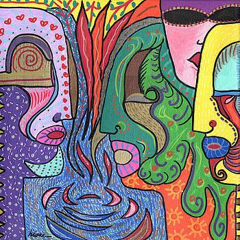 Levels by Sharon Nishihara