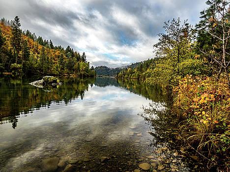 Lewiston Lake by Michele James