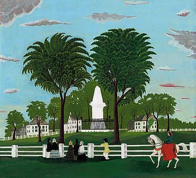 American 19th Century - Lexington Battle Monument